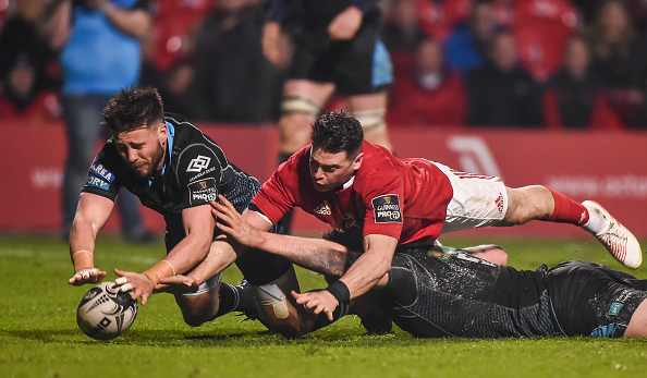 Munster v Glasgow Warriors - Guinness PRO12 Round 19