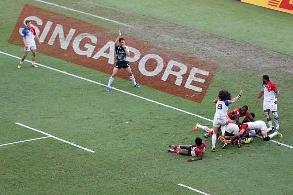 HSBC 2016 Singapore Sevens