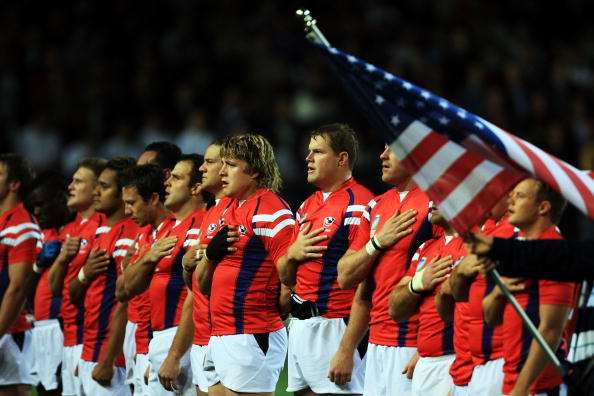 South Africa v USA - IRB RWC 2007 Match Fourty