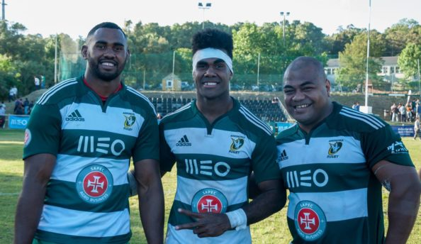 Fiji rugby connection