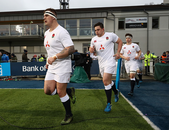 Ireland v England - U20 Six Nations Rugby Championship