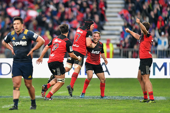 Late Dropkick by Mitchell Hunt Seals Win for Crusaders