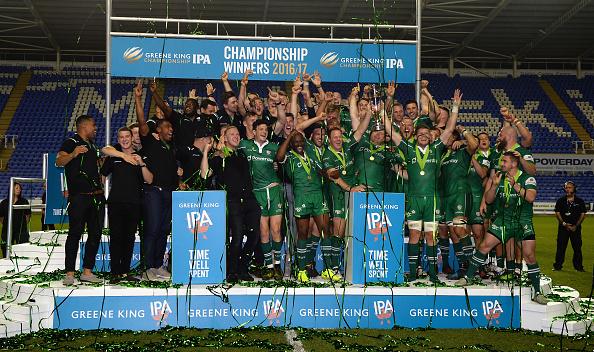 London Irish v Yorkshire Carnegie - Greene King IPA Championship Final: Second Leg