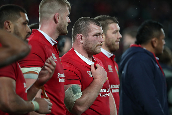All Blacks too good for Lions