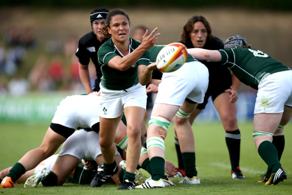 New Zealand v Ireland - IRB Women's Rugby World Cup 2014