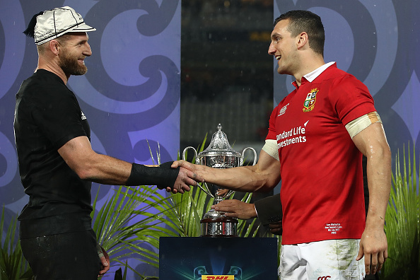 New Zealand v British & Irish Lions