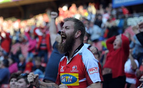 Super Rugby Quarter Final - Lions v Sharks