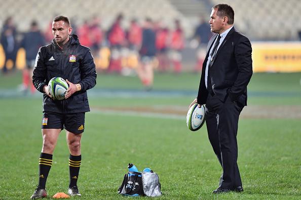Super Rugby Semi Final - Crusaders v Chiefs