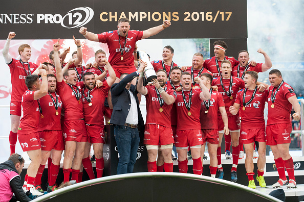 Munster v Scarlets - Guinness PRO12 Final