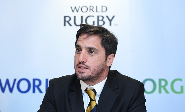 Announcement of new World Rugby Chairman and Vice-Chairman