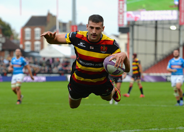 Gloucester Rugby v Benetton Treviso - European Rugby Challenge Cup