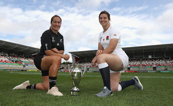 Previews Women's Rugby World Cup 2017 Final
