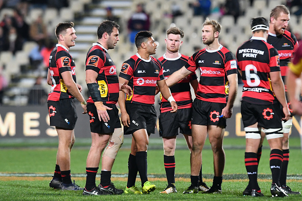 Mitre 10 Cup Rd 4 - Canterbury v Southland