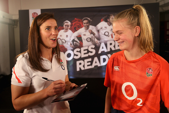 England Women's Rugby World Cup Squad Announcement