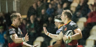 Dragons v Southern Kings - Guinness PRO14