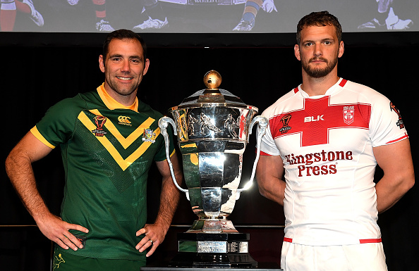Rugby League World Cup Media Opportunity
