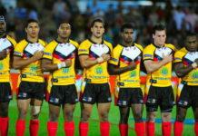 RLWC 2008 - PNG v Australia