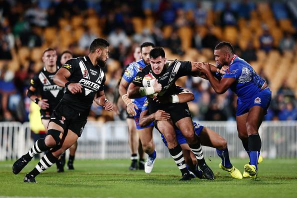 New Zealand v Samoa - 2017 Rugby League World Cup
