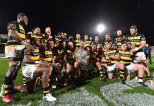 Mitre 10 Cup Rd 8 - Canterbury v Taranaki