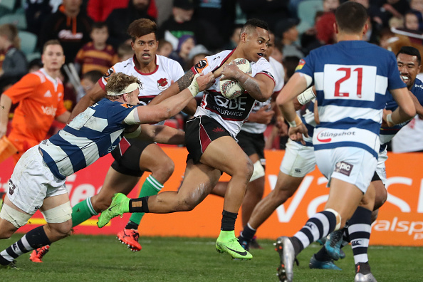Mitre 10 Cup Rd 3 - North Harbour v Auckland