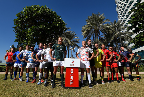 Emirates Dubai Rugby Sevens: HSBC Sevens World Series Press Conference