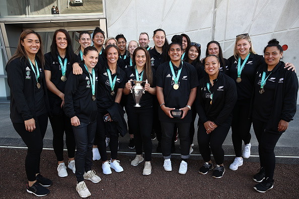 Black Ferns RWC