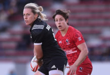 HSBC World Rugby Women's Sevens Series 2016/17 Kitakyushu - Day 2