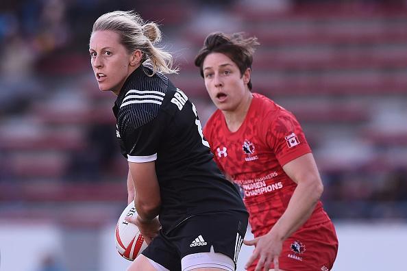 HSBC World Rugby Women's Sevens Series 2016/17 Kitakyushu - Day 2