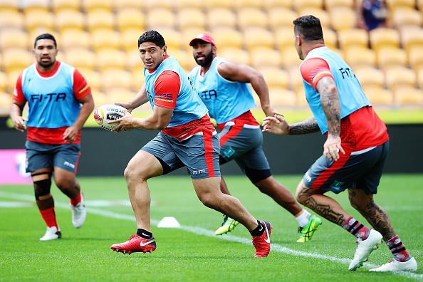 Tonga Captain's Run