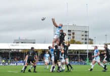Glasgow Warriors v Leinster - European Rugby Champions Cup Pool 3 Round 2