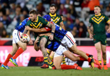 Australia v France - 2017 Rugby League World Cup