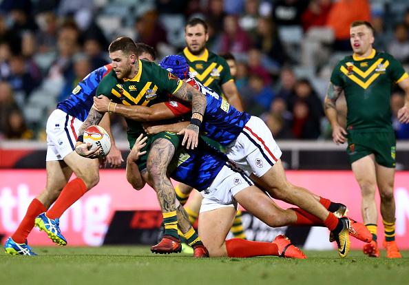 Australia v France - 2017 Rugby League World Cup