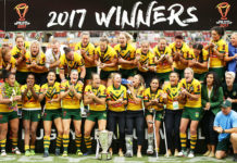 2017 Rugby League Women's World Cup Final - Australia v New Zealand