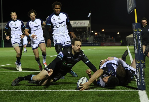Champions Cup Round 3