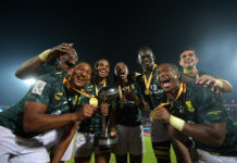 Day Three - Emirates Dubai Rugby Sevens: HSBC Sevens World Series