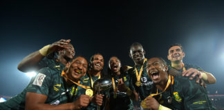 Day Three - Emirates Dubai Rugby Sevens: HSBC Sevens World Series