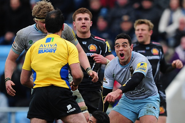 Is Rugby Union turning into football?