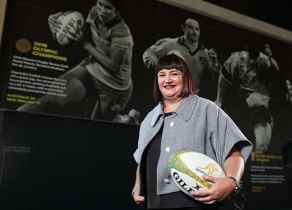 Raelene Castle Steps Into Rugby Australia Top Job from 2018