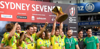 All that Glitters is Aussie GOLD – Day Three HSBC Sydney 7s