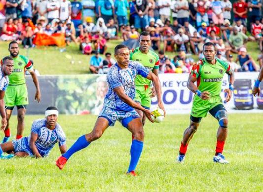 2018 Fiji CC7s: Police Shred Taveuni 34-7 to Claim Men's Title