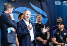 "Sean Fitzpatrick ""I'm Just a Big Fan of All Rugby"""
