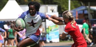 2018 Fiji CC7s: Swish and USA Stars Boost Striders In Women's Comp