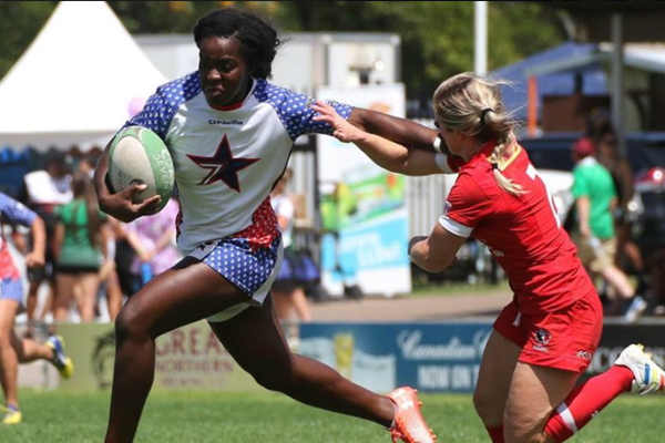 2018 Fiji CC7s: Swish and USA Stars Boost Striders In Women's Comp