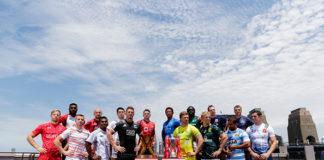 HSBC Sydney 7s: Jesse Parahi returns for Hosts, as Blitzboks chase second title