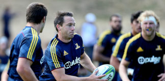 Ben Smith returns for Highlanders Pre-Season