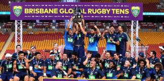 Blues Super Rugby side claim preseason Brisbane Global Rugby Tens prize