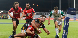 Crusaders Survive Chiefs in Controversial Finish