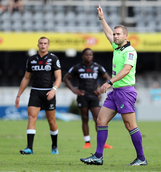 Experienced Super Rugby Referee Panel for 2018