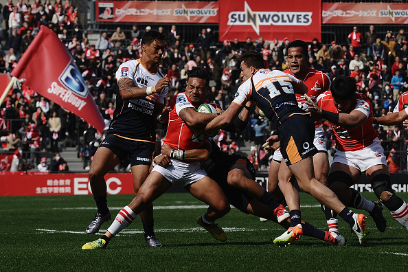 Super Rugby set for Hong Kong and Singapore fixtures in 2018