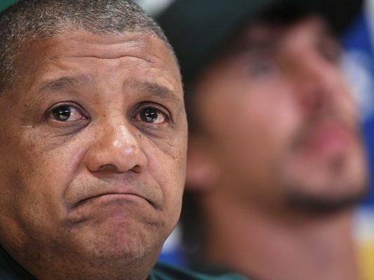 Springbok Coach Departs